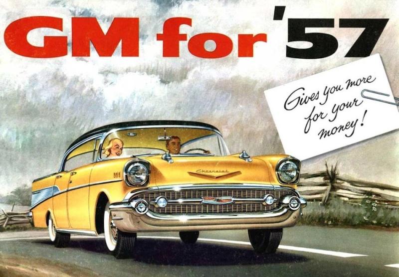 publicités vintage us  - Page 3 1957-g10