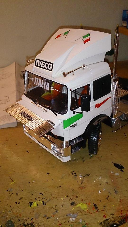 Italeri Iveco Cowboy 10348210