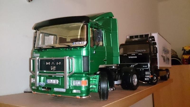 Italeri MAN F2000 10366110