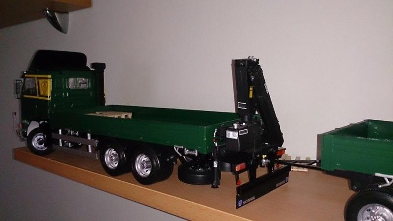 Italeri Scania Baustofflaster 10406310