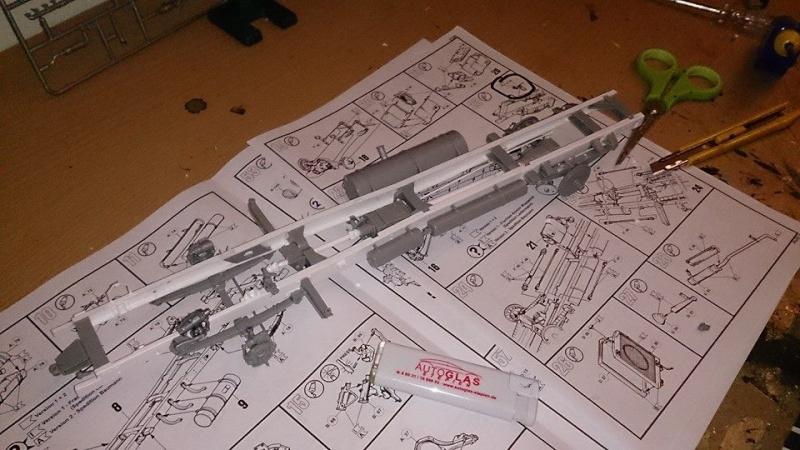 Revell Krupp Titan 1/24 10432911