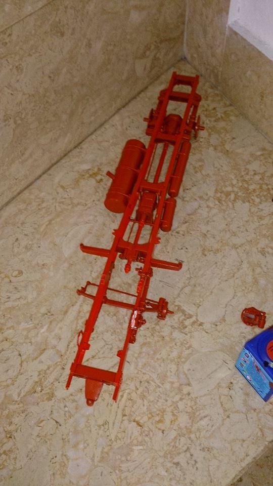 Revell Krupp Titan 1/24 10449510