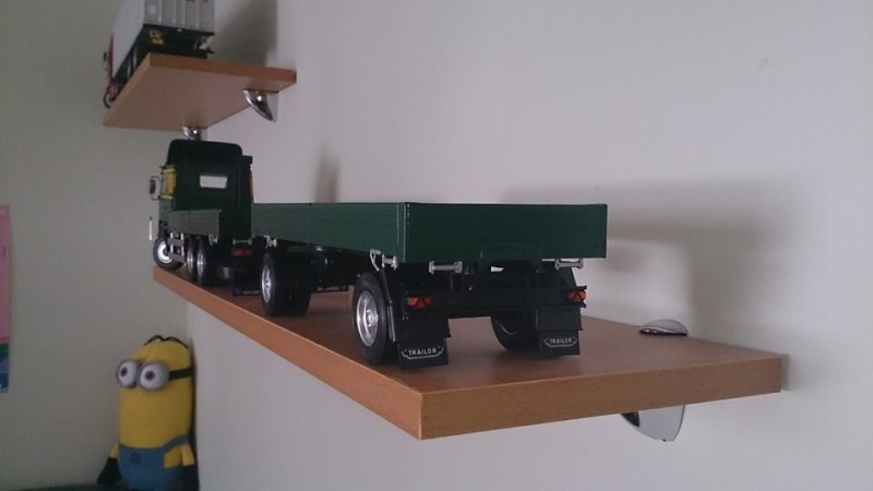 Italeri Scania Baustofflaster 10486510