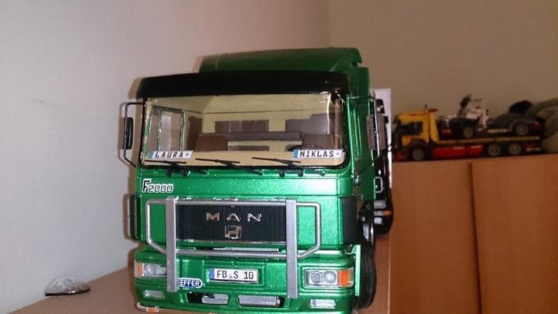 Italeri MAN F2000 10730910