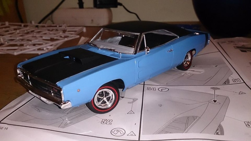 Dodge Charger 68´ 10731110