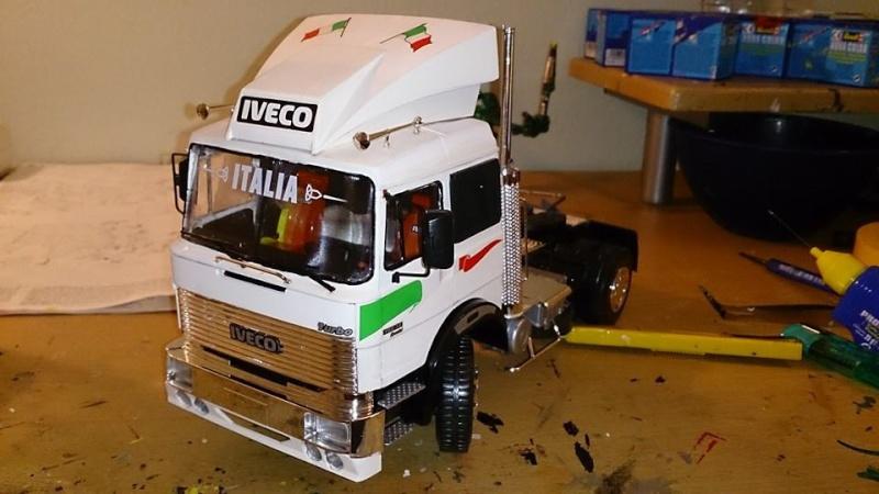 Italeri Iveco Cowboy 10802010