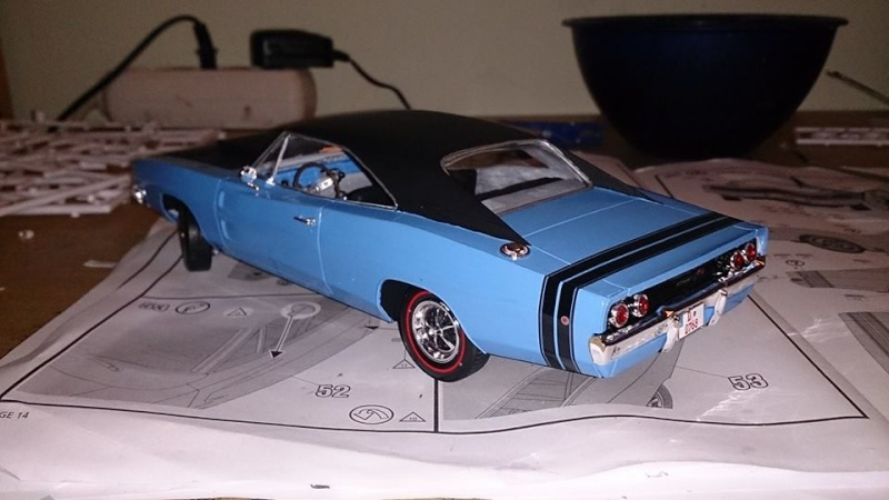 Dodge Charger 68´ 14827510