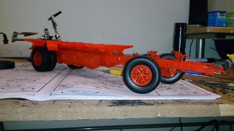 Revell Krupp Titan 1/24 15054410