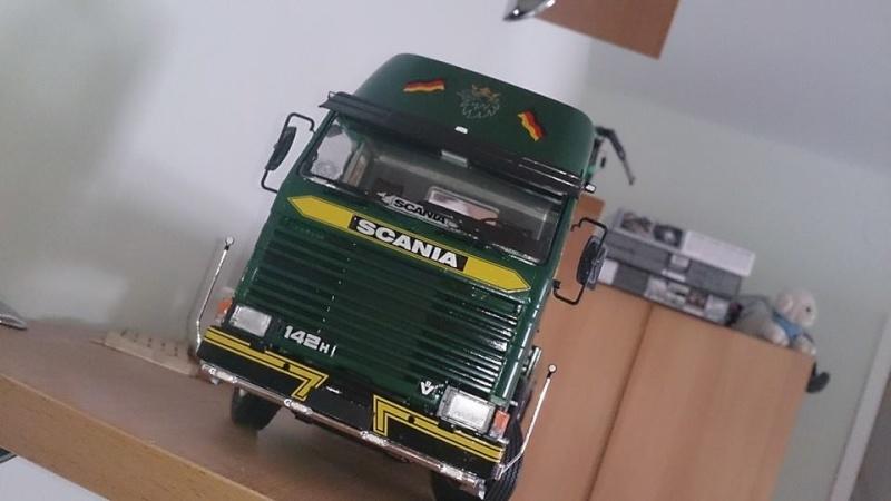 Italeri Scania Baustofflaster 15066610