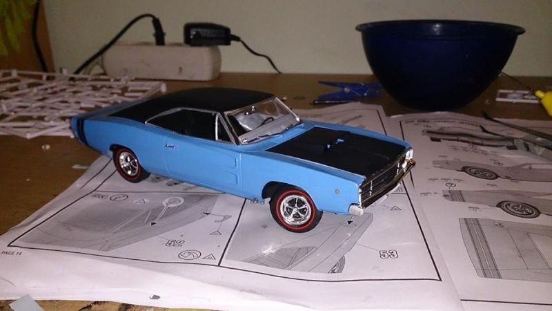 Dodge Charger 68´ 19626010