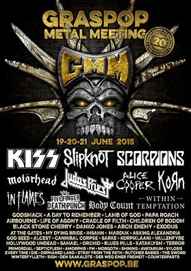 Vallenfyre will be performing at the Graspop 06/2015 (Belgium) 10641210
