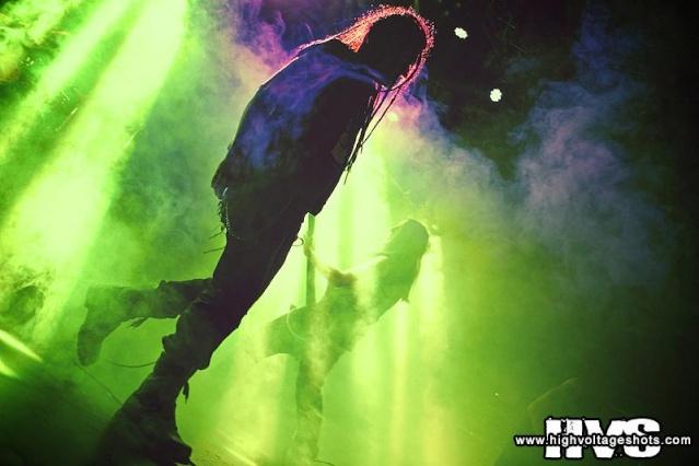 Damnation Festival - University Leeds (UK) November 02 - 2013 Greg10