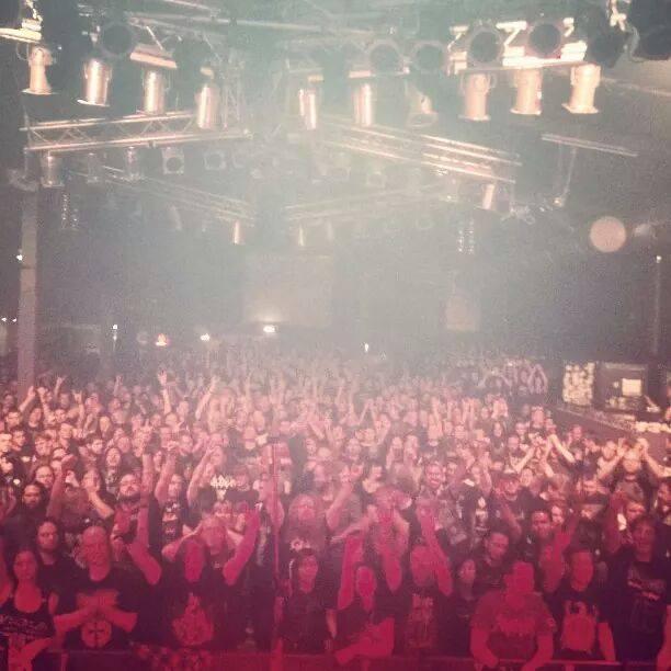 Stuttgart - LKA Longhorn (Germany) October 03 - 2014 Public10