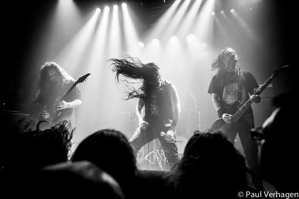 Neurotic Deathfest - 013 Tilburg (Holland) May 04 - 2013 Vallen25