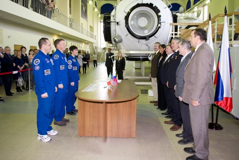 Lancement Soyouz FG / Soyouz TMA-15M - 23 novembre 2014 Soyuz_12