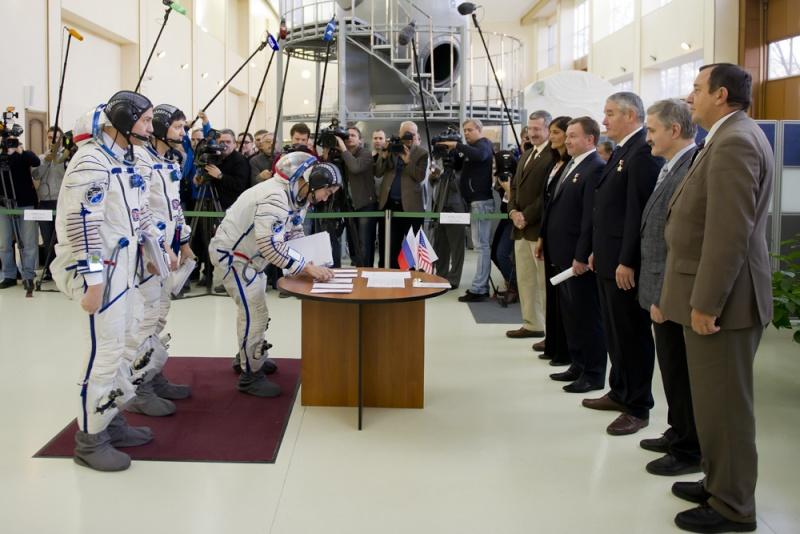 Lancement Soyouz FG / Soyouz TMA-15M - 23 novembre 2014 Soyuz_14