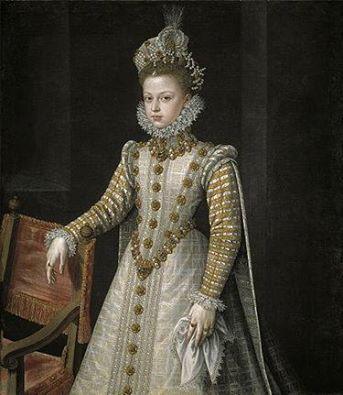 Isabel Clara Eugenia de Alonso Sánchez Coello 10426010