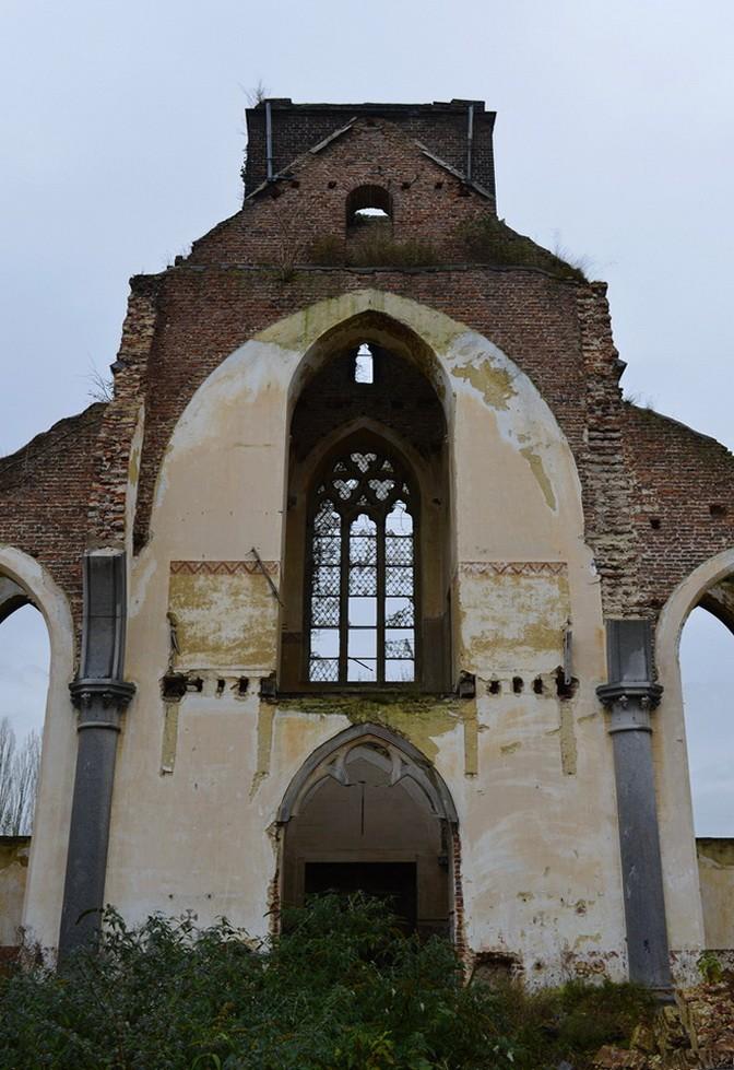 L'église. 2014-134