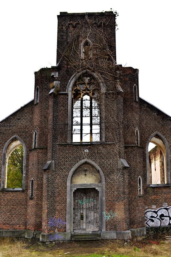 Suite et fin de l'église. 2014-140
