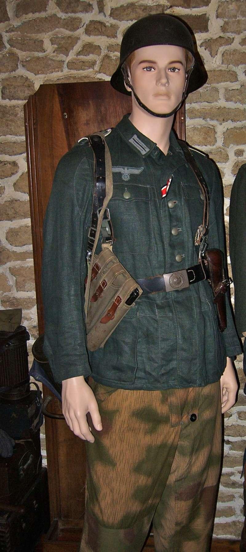 Le tenue Drillich (les treillis allemands) P1100210