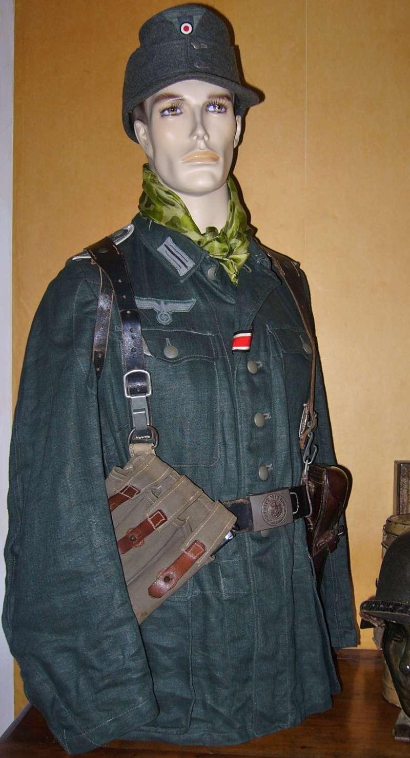 Le tenue Drillich (les treillis allemands) P1100211