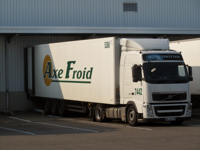 Transports Axe Froid (Groupe STG - Gautier) (01) - Page 3 118310