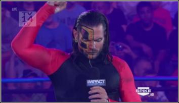 The Miz vs Jeff Hardy vs Eric Rowan.  Hardy110