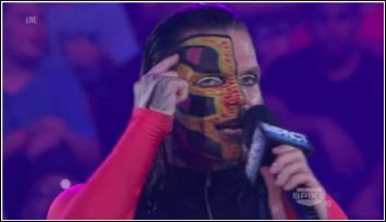 The Miz vs Jeff Hardy vs Eric Rowan.  Hardy112