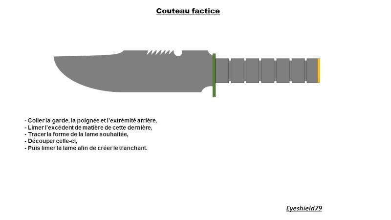 [eyes] Tuto Couteau factice  Diapos53