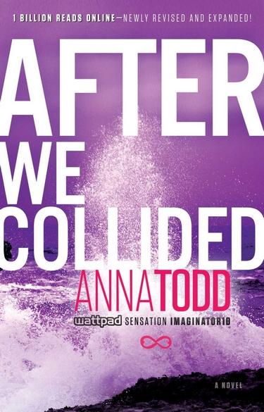La série After - Saison 2 : After we collided d'Anna Todd After_13