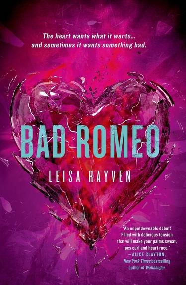Starcrossed - Tome 1 : Bad Romeo de Leisa Rayven Bad_ro11