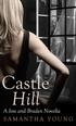 Carnet de lecture de Julie Ambre Castle10