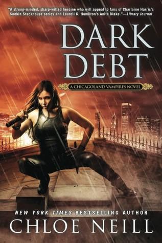 Les Vampires de Chicago - Tome 11 : La morsure n'est pas une fin de Chloe Neill Dark_d11