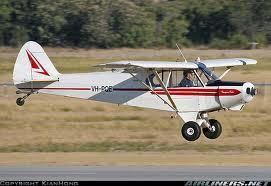 Piper Super Cub 1/7 Sans-t10