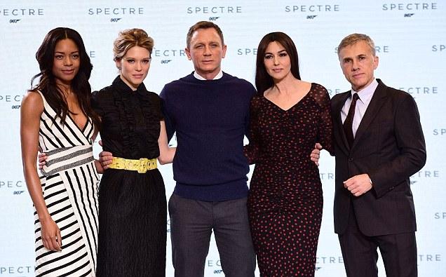 Spectre, le 24ème James Bond Spectr11