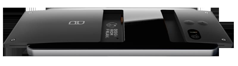 Le Puzzlephone, le smartphone modulable, à la finlandaise Backvi10