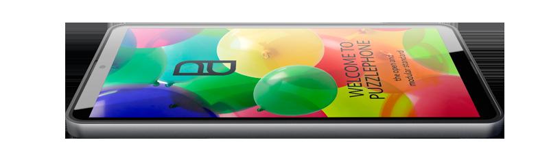 Le Puzzlephone, le smartphone modulable, à la finlandaise Frontv10