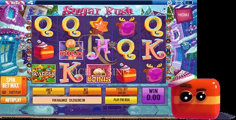 Rich Casino $15 no deposit bonus Sugar Rush Winter Sugar10