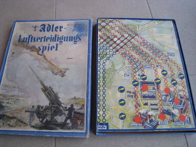 Jeu de societé Luftwaffe Img_0110