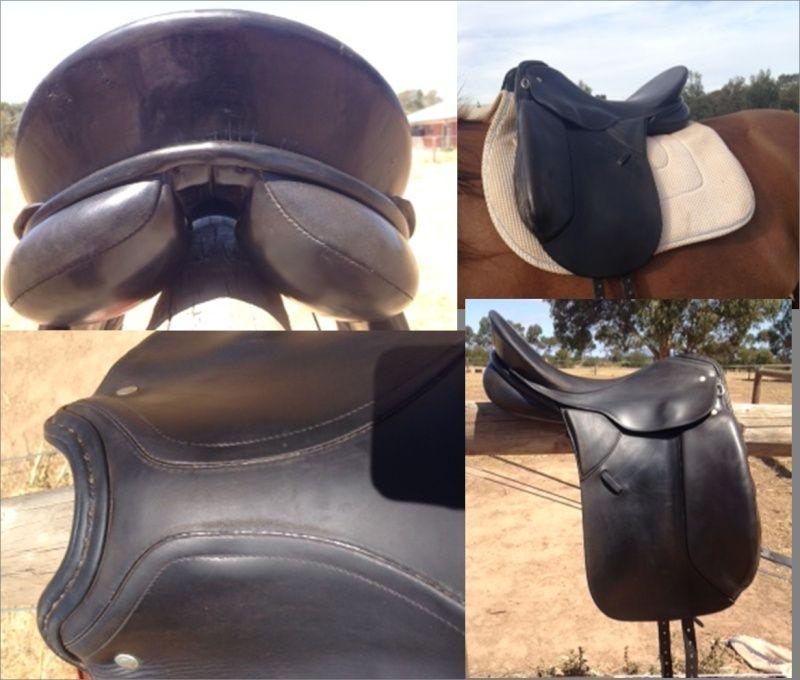 Kieffer Munchen Saddle for sale Pictur11