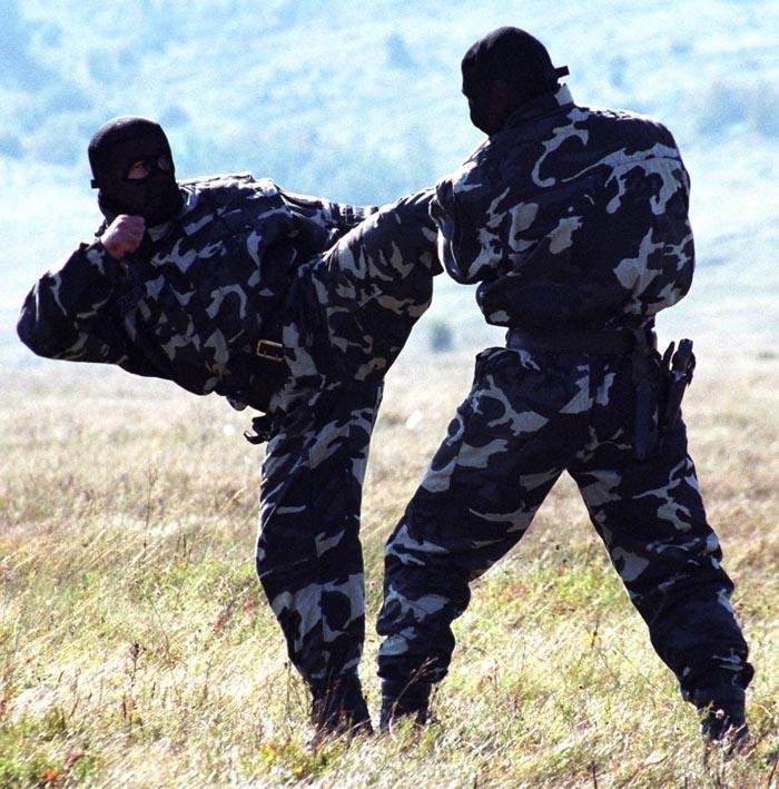 Montenegro - Anti  terror Police Monten10