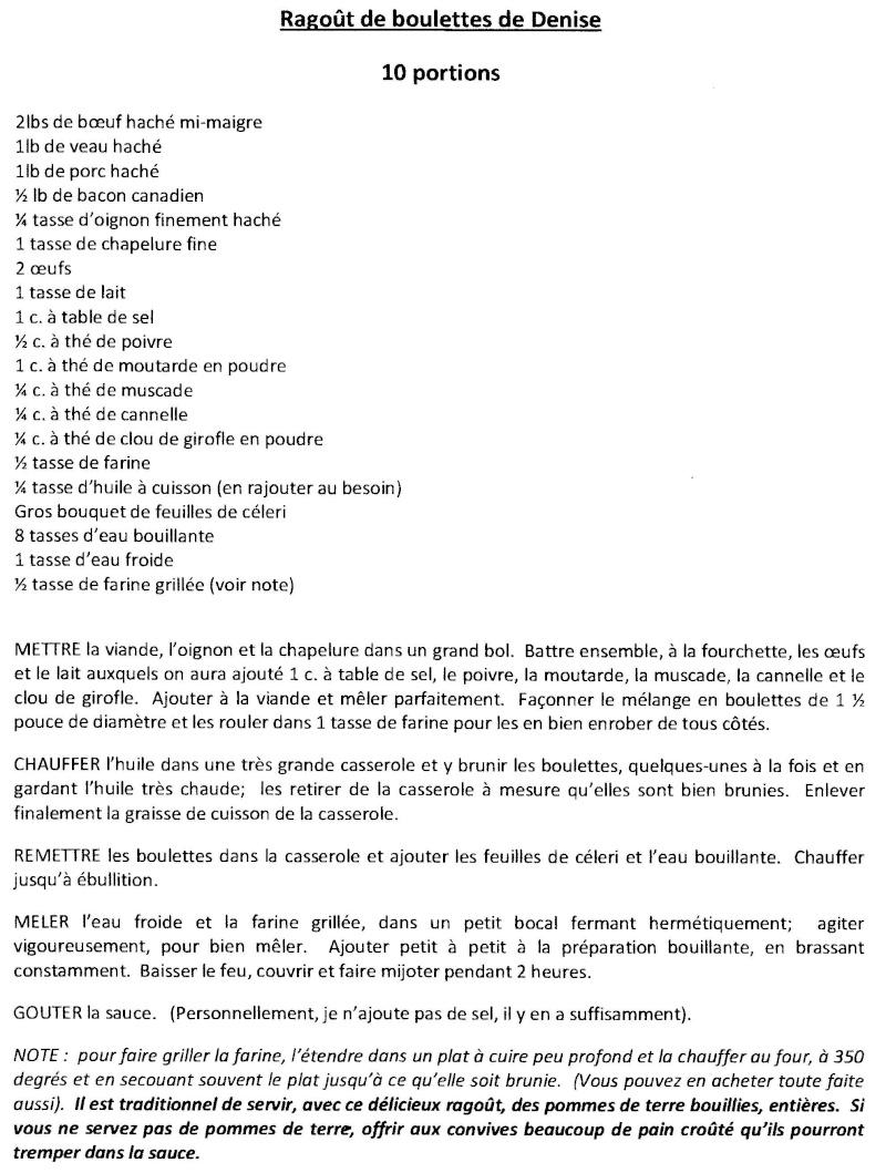 Ma recette de ragoût de boulette (pour les Fêtes)  Ragout12