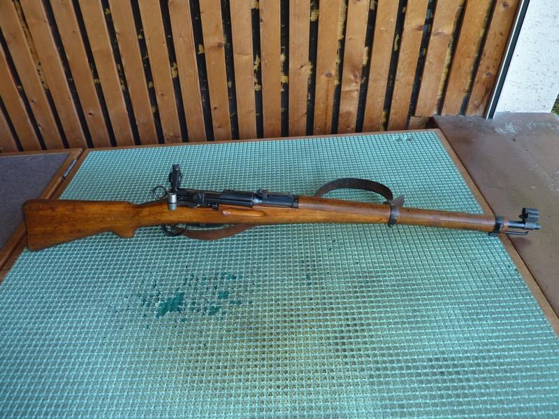 Un K31 en Lienhard 22lr  transformé sur K31 Sniper P1050710