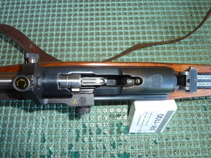 Un K31 en Lienhard 22lr  transformé sur K31 Sniper P1050711