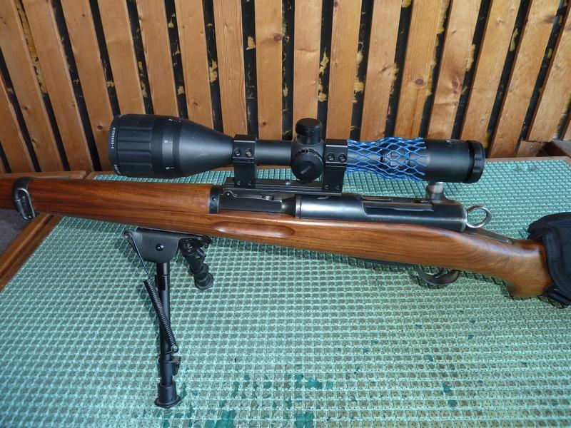 Un K31 en Lienhard 22lr  transformé sur K31 Sniper P1050811