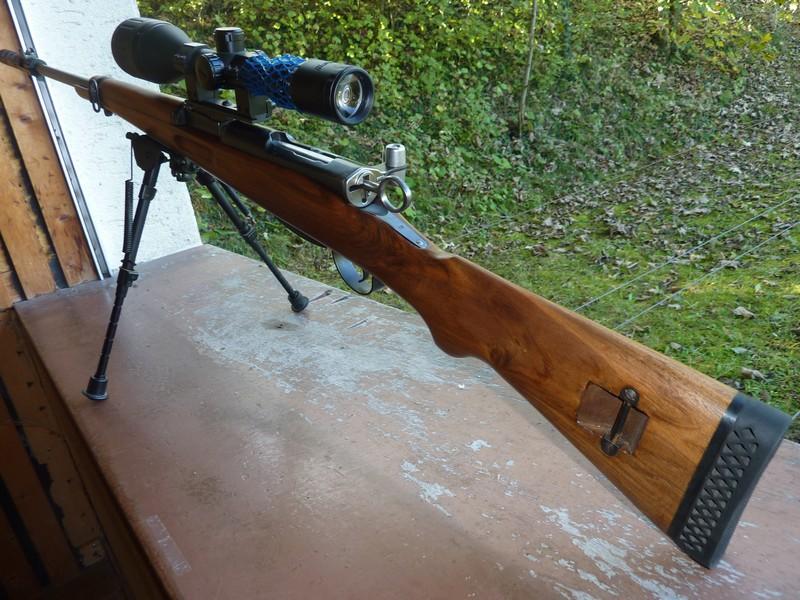 Un K31 en Lienhard 22lr  transformé sur K31 Sniper P1050813