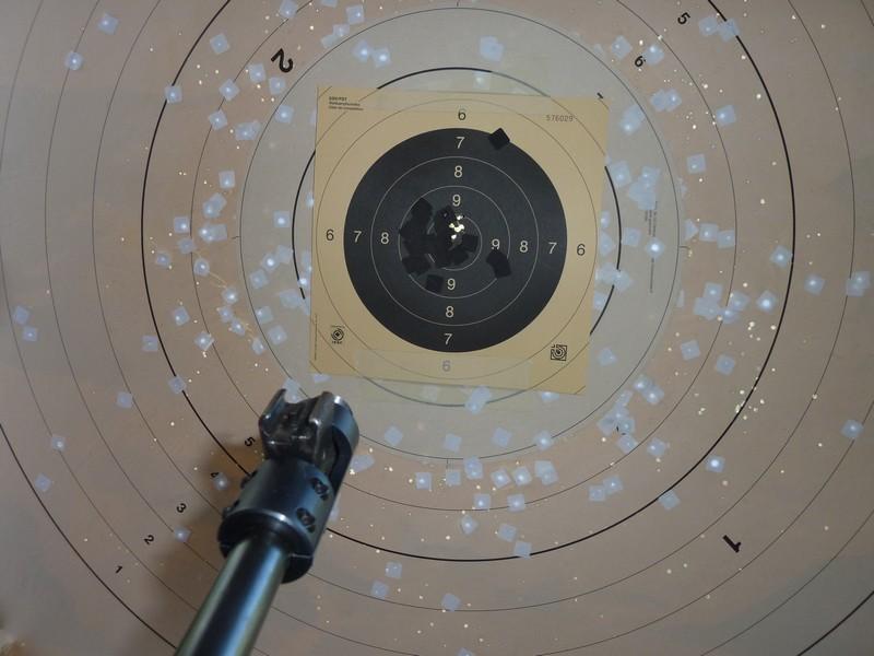 Un K31 en Lienhard 22lr  transformé sur K31 Sniper P1050814