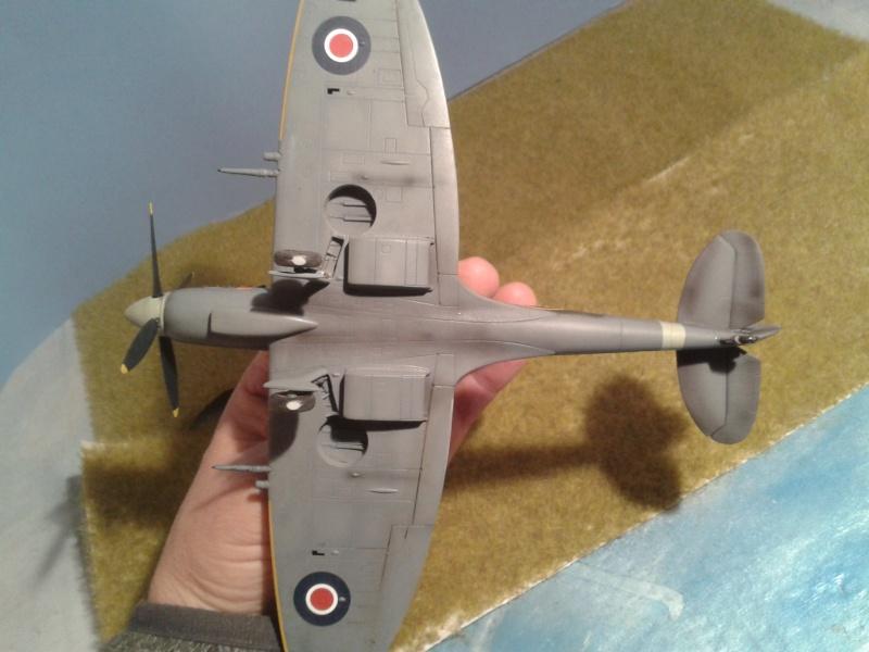 SPITFIRE Mk IX - Pierre CLOSTERMAN- 1945 2014-120