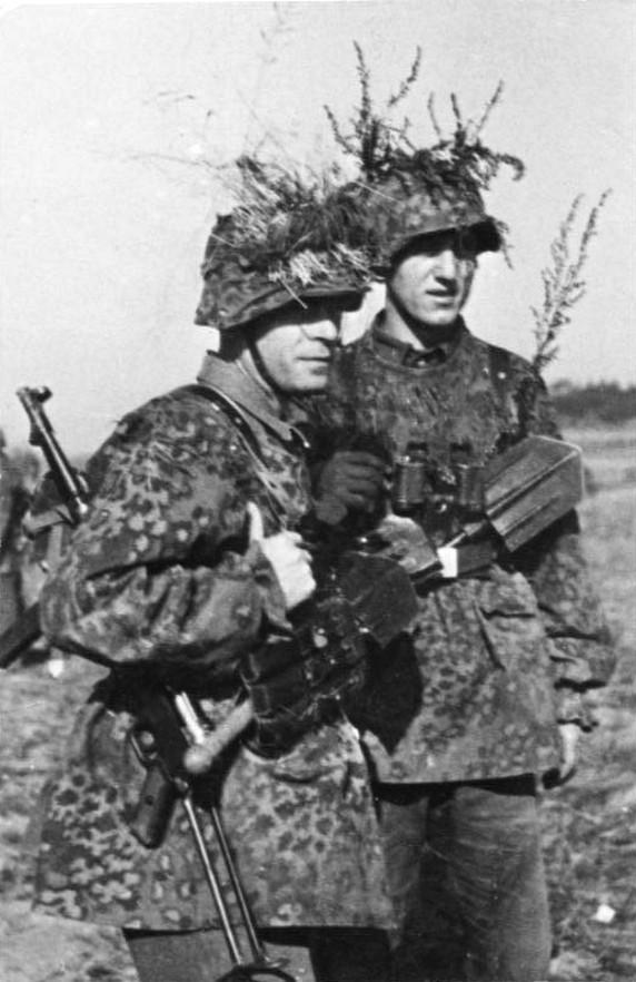 L'influence du camouflage allemand ww2, de nos jours. - Page 3 Pp1010
