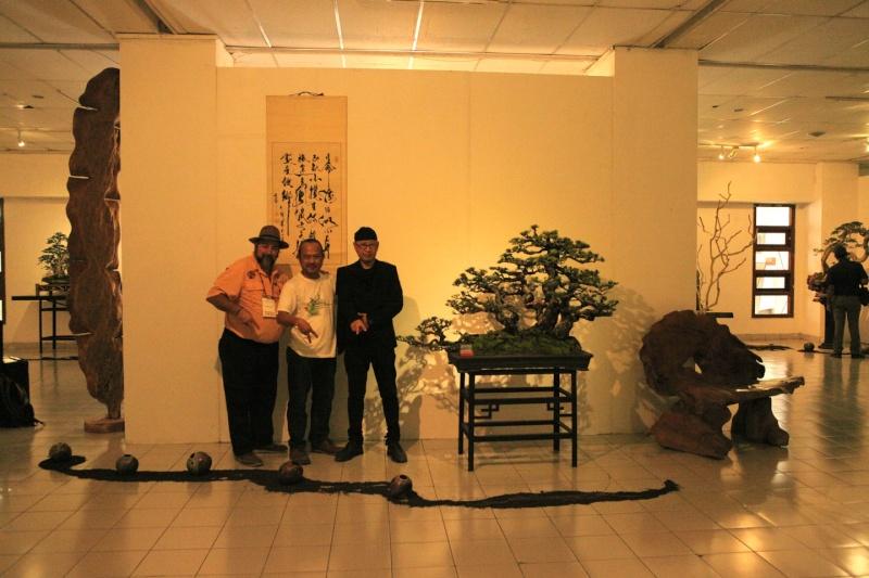 Multimedia Bonsai Presentation - IBA&CB 2014 1310